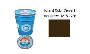 Brown Colour Powder for Cement in Sri Lanka