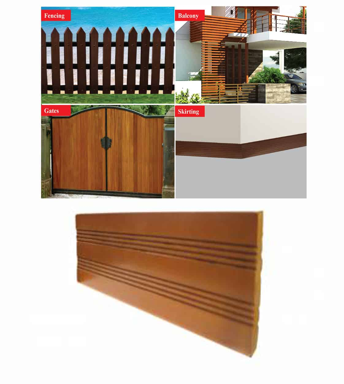 wooden fence sri lanka