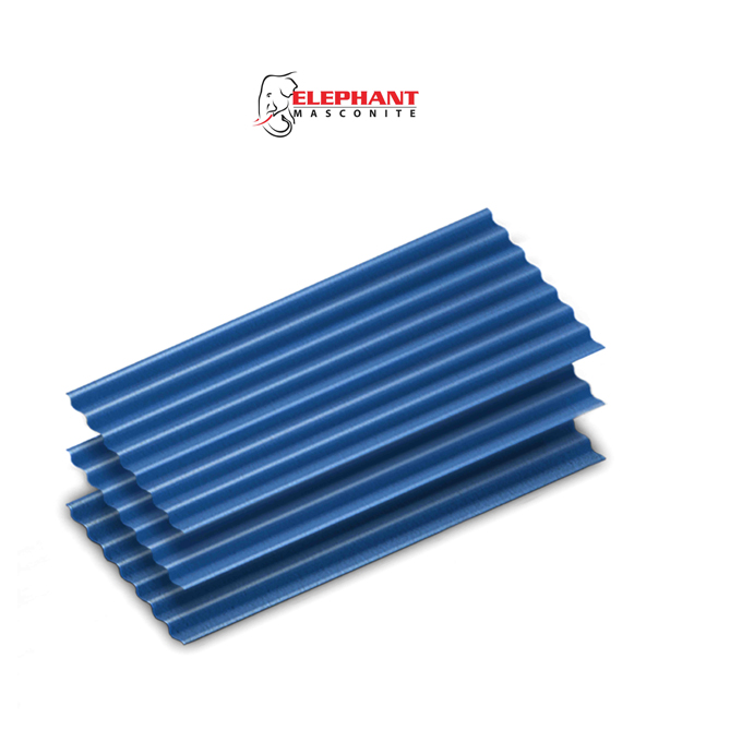 Blue Colour Roofing Sheets in Sri Lanka