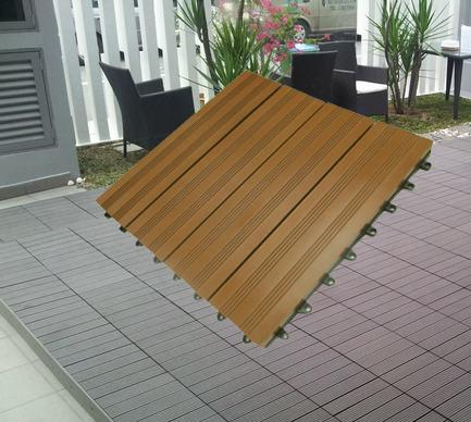 Decking Floor Tiles in Sri Lanka
