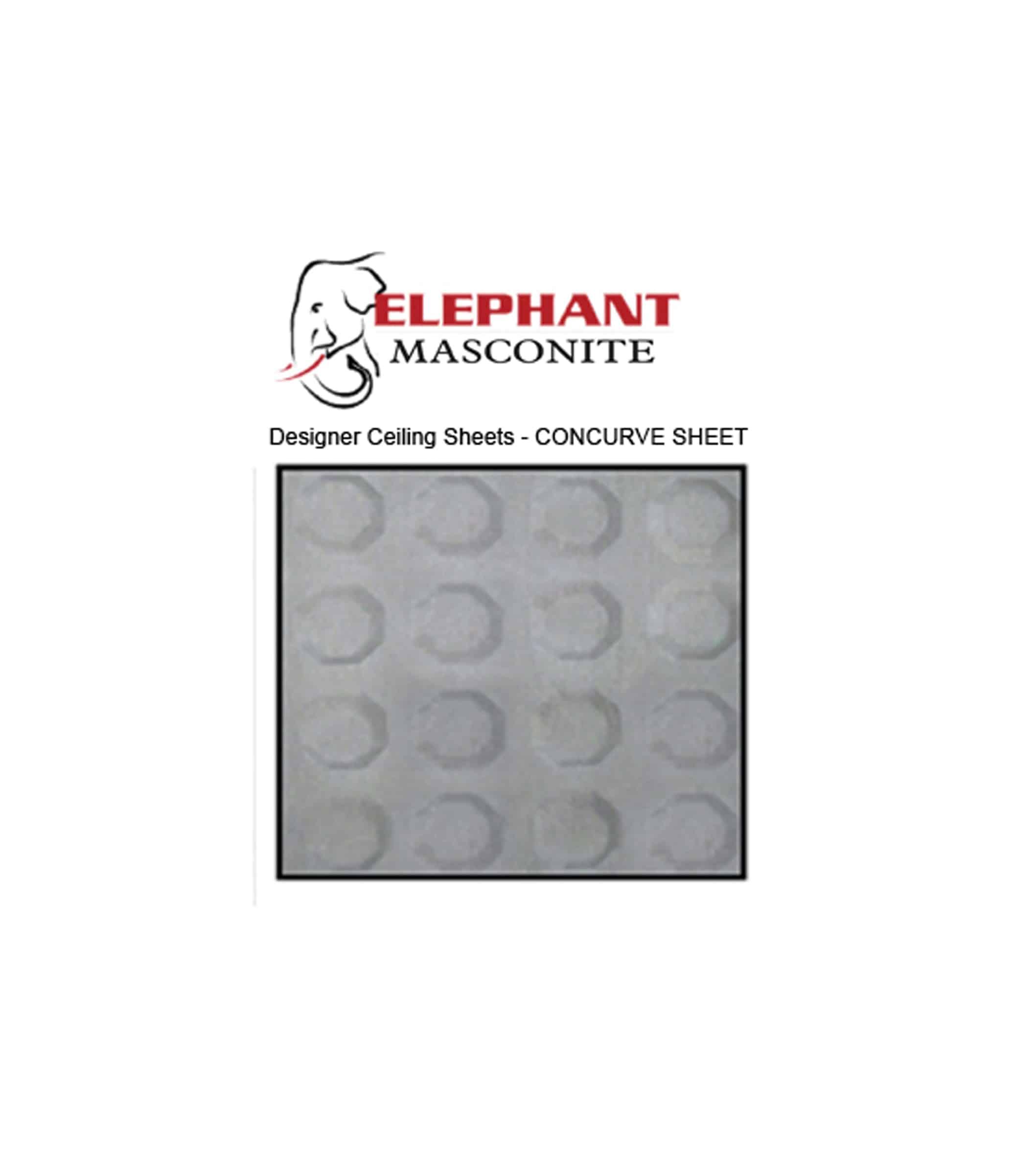 Elephant Masconite Ceiling Sheet in Sri Lanka