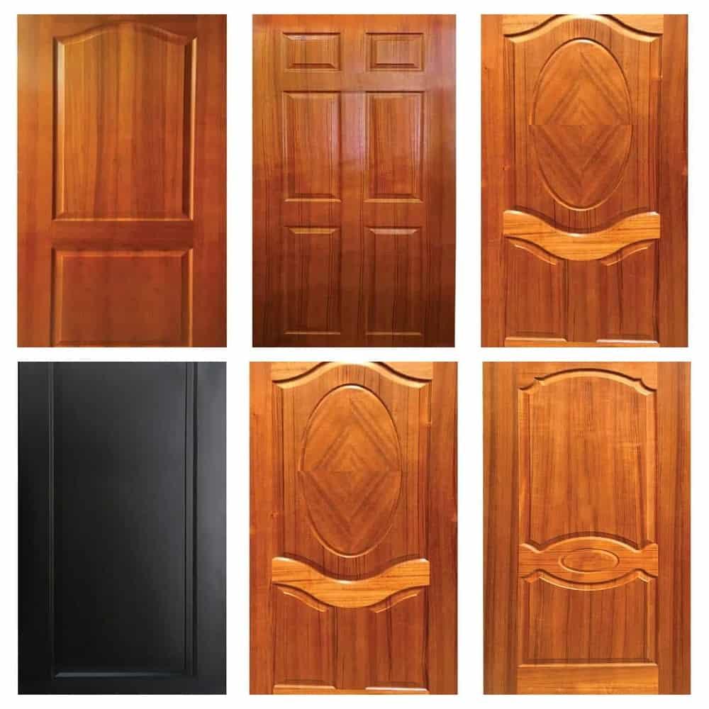 Wooden Door Designs in Sri Lanka