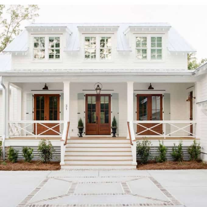 Brillant White Exterior Roofing Paint in Sri Lanka
